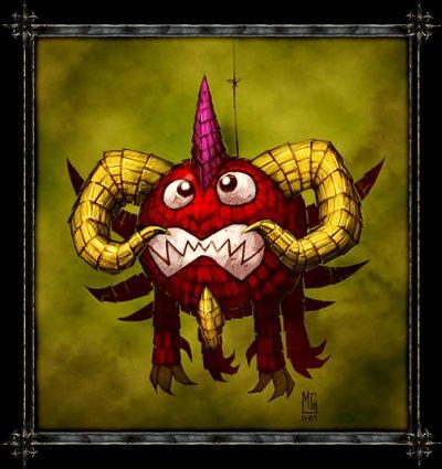 Diablo Loot Piñata